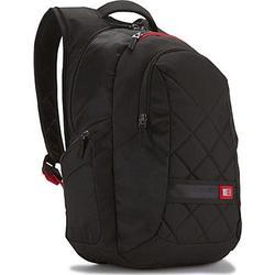 """Case Logic 16"""" Laptop Backpack Black"""