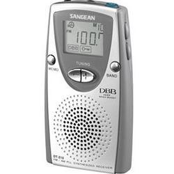 Sangean America Am FM Pocket Radio