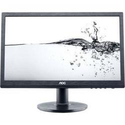 "AOC International 22"" 16x9 Tft LED Backlit Blk"