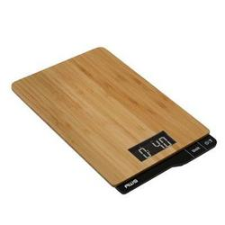 American Weigh Scales Bamboo Digital Kitchen Scale