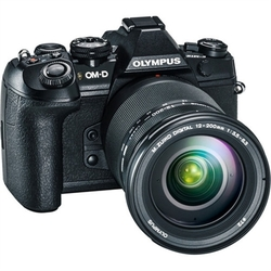 Category: Dropship Cameras, SKU #EM1MARKIIBODY, Title: E M1 Mark II w12 200mm KIT