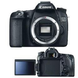 Canon Cameras Eos 70d 20.2mp 3.0 LCD Body