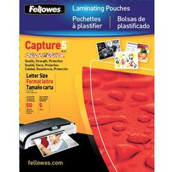 Fellowes Laminating Pouch Letter 100pk