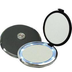 Floxite Cmpct 10x Illum Magnify Mirror