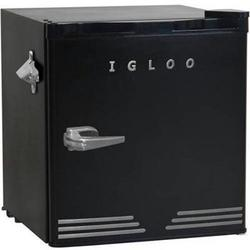 Curtis Igloo 1.6 Cuft Retro Fridge Bk