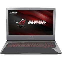 "ASUS Notebooks 17.3"" I7 6820hk 64GB 1tb"