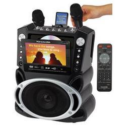 DOK Solutions Dvd Cdg Mp3g Karaoke System