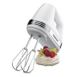 Cuisinart Hand Mixer 7speed White