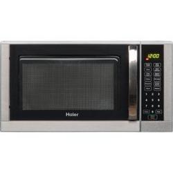 Haier America 0.9cf 900w Microwave Ss