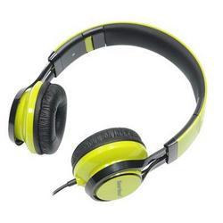 Gear Head Noise Isolating Headphones Grn