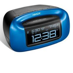HMDX Hmdx Chill Alarm Clock Blue