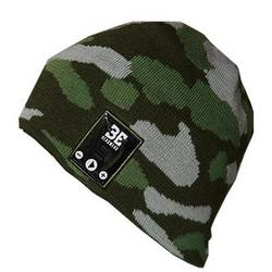 BE Headwear Justright Bluetooth Tight Fit Camo