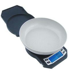 American Weigh Scales Compact Kitchen Bowl Scale