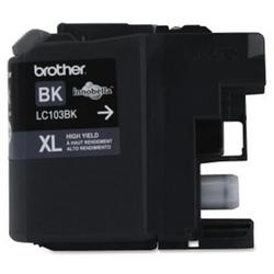 Brother International High Yield Black Ink Cartridge