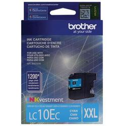 Brother International Super High Yield Cyan Ink Crt