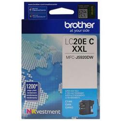 Brother International Super High Yield Cyan Ink