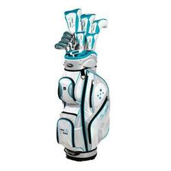 Tour Edge Golf Lrh 2015 Le Whtteal Combo Set