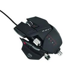 Madcatz/Saitek Rat7 PC Mac Gaming Mouse Black