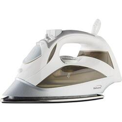 Brentwood Power Steam Iron Stainless Wht