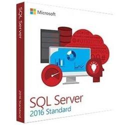 Microsoft Sql Svr Stand Edtn 2016 10 Clt