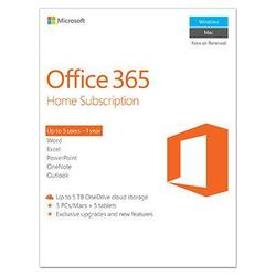 Microsoft Office365 Home Subscription P2