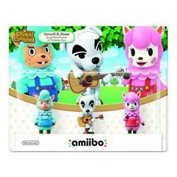 Nintendo Amiibo Animal Xing Series 3pk