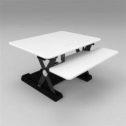 Category: Dropship Lifestyle, SKU #OD30WHITE, Title: Sit Stand Desk White