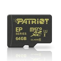 Patriot Memory 64gb Ep Series Microsdhc Cl10