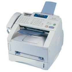 Brother International Laser Fax With 33.6k Fax Modem