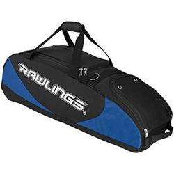 Rawlings Bat Bag Wheeled Royal Blue 4
