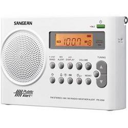 Sangean America Am FM Digital Radio Noaa Band