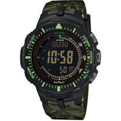 Casio Protrek Trplsensr Watch Green