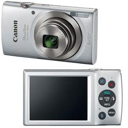 Canon Cameras Powershot Elph 180 20mp Slv