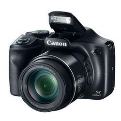 Category: Dropship Cameras, SKU #PSSX540HSBLK, Title: PowerShot SX540 HS 20.3MP Blk