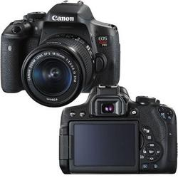 Canon Cameras Eos Rebel T6i 18 55mm Is Stm