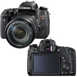 Canon Cameras Eos Rebel T6s 18 135mm Is Stm