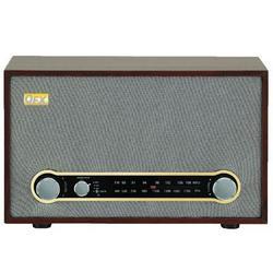QFX Retro Bluetooth Table Top Radio