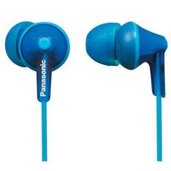 Panasonic Consumer Earbuds Remote Mic Blue