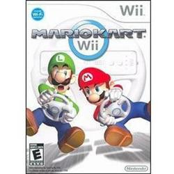 Nintendo Mario Kart Wii Software