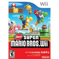 Nintendo New Super Mario Bros Wii