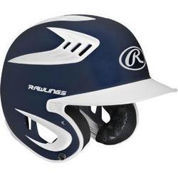 Rawlings 80mph Matte Helmet 2tone Nvy