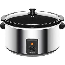 Brentwood Slow Cooker Stainless 8qt