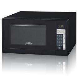 Brentwood Sunbeam .9cu Microwave Oven Bk