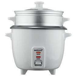 Brentwood Rice Cooker Steamer Ns 8cup