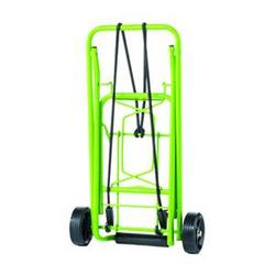 Conair Cts Folding Luggage Cart Lime