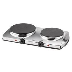 Brentwood Electric Dble Hot Plate 1440w
