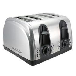 Brentwood 4 Slice Toaster Ss