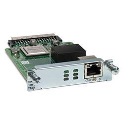 Category: Dropship Telecommunication, SKU #VWIC31MFTT1E1, Title: 1 Port 3rd Gen Vwic
