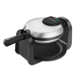 Applica Bd Rotary Waffle Maker Blk Ss