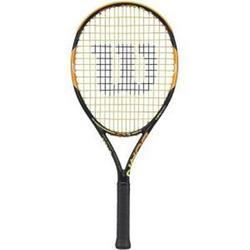 Wilson Racquet Sports Burn 25s Jr Tennis Racquet